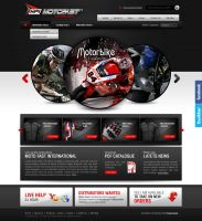 Moto Fast International by xtreamgraphic