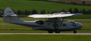 ROLLING IN RAIN PBY 5A by Sceptre63