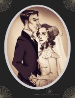 VictorianSherlolly wedding photo by lexieken
