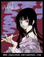 xxxholic fanart finish by fabiokun