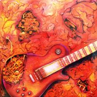 Guitar by Gilberto-Mattos