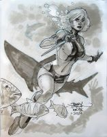 Abbey Chase ECCC 2011 by TerryDodson