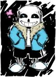 Sans (speed painting) by CateLara