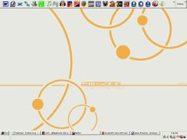 My Desktop as of 11-18-05 by Yomon