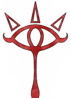 Sheikah Symbol by Galway