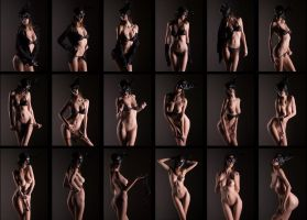 Striptease by photoduality