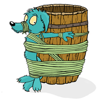 Barrels by Scurrow