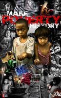 MAKE POVERTY HISTORY by p2tedited