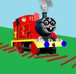 How 'NOT' to Create a Fan Thomas Character by HYPERDOGHD