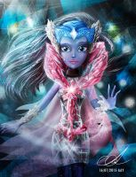 Astranova - monster high by Aayov