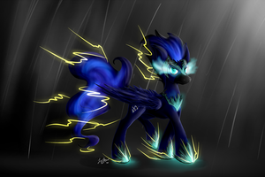 The Corruption Of The Night by mechafone