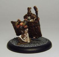 WARMACHINE Menoth Covenant by FraterSINISTER