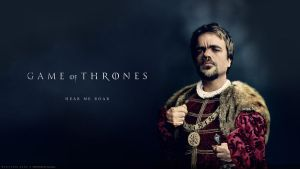 Peter Dinklage as Tyrion by 7Narwen