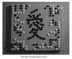 Not the average Game of Go by SMichaS