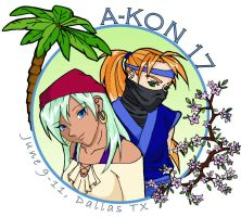 Akon 17 by L1th1um