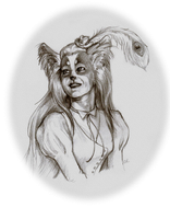 Lucette Bust by Eliminate