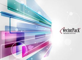 Cool Abstract Vector Background by Designslots