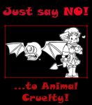 ::: Just Say No ::: by mikachu
