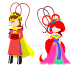 King And Queen by strawhatcrew96