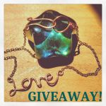 ''Love'' chain bracelet GIVEAWAY! by TheWingedBoggart