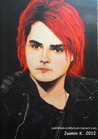 Gerard Way 9 by UNTILitFADEStoBLACK
