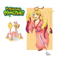 My Dragong by PalmZarel