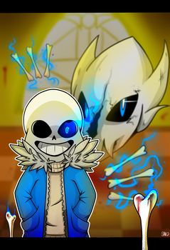 Sans by IsSavDead