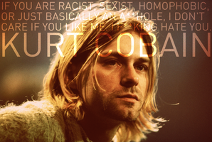 Kurt Cobain - I Hate You by chrisbrown55