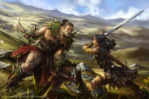 Sellen Hills by caiomm