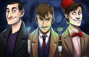 Doctors Three by wallabri