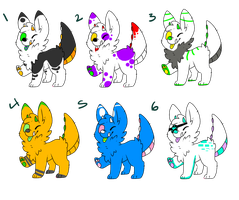 auction! (ends Oct 11) by KarkinosTeacup