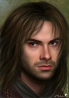 Kili'n me softly (digital painting) by UnicatStudio