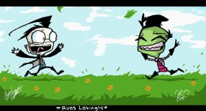 HUNNYYYYY by Invader--ZIM