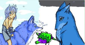 iScribble: Another collab by Joava