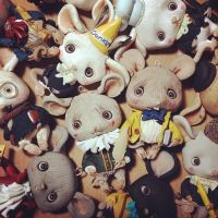 Mouse collection by NobuHappySpooky