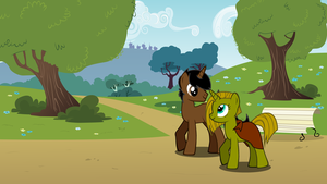 [Pony Creator] A walk in the park by LR-Studios