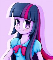 Twilight Sparkle Human by Riouku