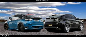 Bmw X6 Compliation Pic by LEEL00