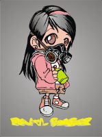 Pentil Bomber by netkids
