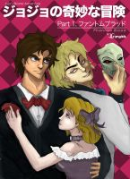 Part I: Phantom Blood by Bokuchan
