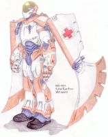 MPA-H012 Medical Power Armor by arkham01
