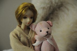 Clarice and Pinky by ILICarrieDoll