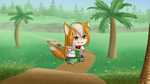 Starfox Adventures Chibi by Masae