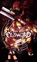 Elsword Rune Slayer Mobile Wallpaper (480x800) by DarkiGFX