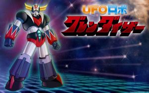 Super UFO Robot Grendizer by SuperEdco