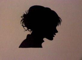 Silhouette by whisper-n-the-wind