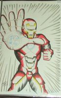 Ironman commission by Klaymen1