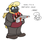 Belated Birthday For Jack07 by Leoshi