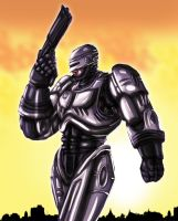 ROBOCOP GLORY 2 by B9TRIBECA