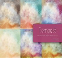 Pack textures -  Tempest by ROSASINMAS